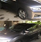 2016 Honda City VX+ Navi Gray For Sale
