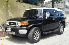 Toyota FJ Cruiser 2014 Black For Sale