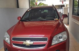 2011 Chevrolet Captiva Diesel 7 seater For Sale