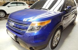 2014 Ford Explorer Automatic Gasoline well maintained