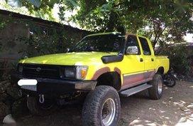 Toyota Hilux 4X4 3L engine LN106 1997