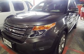 2015 Ford Explorer Automatic Gasoline well maintained