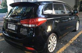 Kia Carens 2014 Diesel Automatic Black
