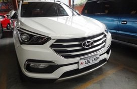 2016 Hyundai Santa Fe Diesel Automatic