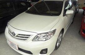 2014 Toyota Corolla Gasoline Automatic