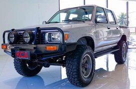 1995 Toyota Hilux Ln106 4x4 FOR SALE
