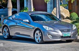 2011 Hyundai Genesis Coupe top of the line