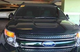 2013 Ford Explorer Limited EcoBoost AT 1st own