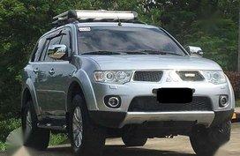 2012 Mitsubishi Montero for sale