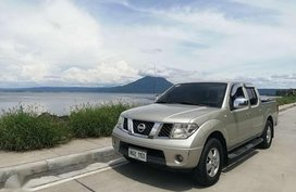 Nissan Navara 2.5 LE Automatic 2009 for sale