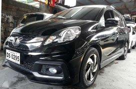 2015 Honda Mobilio RS 1.5 Black Automatic for sale