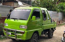 Kargador type Pick 2018 Suzuki Cab Multicabs
