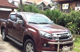 ISUZU D-MAX 2015 FOR SALE