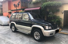 2003 Isuzu Trooper skyroof matic diesel