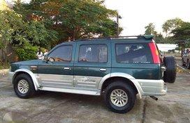 Rush sale 2003 Ford Everest 2003 model 4x4 manual diesel