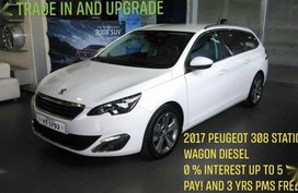 Peugeot 308 station wagon for sale