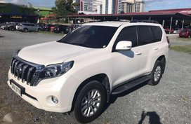 2015 Toyota Land Cruiser Prado 30L Diesel AT