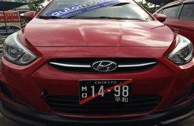 2016  HYUNDAI ACCENT GL 1.4L - AUTOMOBILICO SM CITY BICUTAN