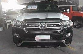 2018 Toyota Bulletproof Land Cruiser level B6