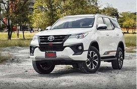 Toyota Fortuner 2018 Philippines