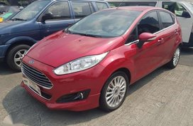 2016 Ford Fiesta S ecoboost 10 engine Automatic