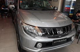 Mitsubishi Strada 2018 50k Downpayment Allin no hidden charges