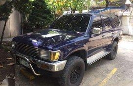 Toyota Hilux Surf 1996 model FOR SALE