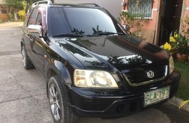 HONDA CRV 4WD 2000 Black For Sale