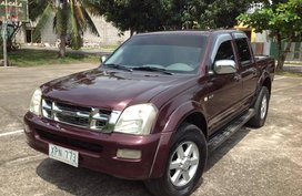 Isuzu D-max Pick up truck 2004 model 4x2 automatic Lucena City