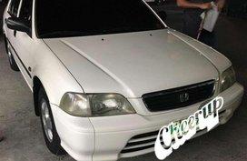 Honda City 1.5 L automatic 98 model*