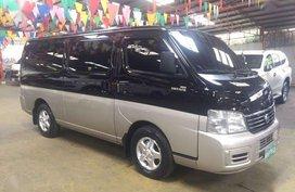 2012 Nissan Urvan estate FOR SALE