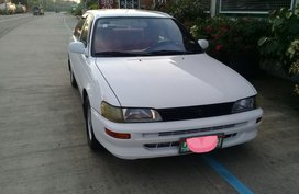 Toyota Corolla xe 1995 FOR SALE
