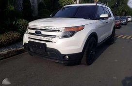 2014 Ford Explorer Ecoboost 2.0 Limited Edition