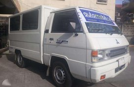 2016 Mitsubishi L300 fb deluxe Manual Diesel-Sm Southmall
