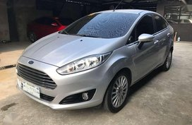 2016 Ford Fiesta 10 S ecoboost titanium automatic