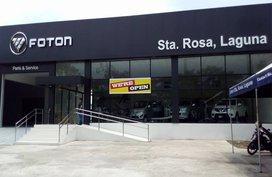 FOTON Sta. Rosa, Laguna