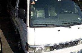 2013 Nissan Urvan manual for sale