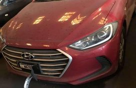 2016 Hyundai Elantra manual for sale