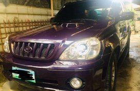 Hyundai Terracan Rush for sale