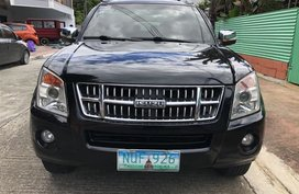 2010 Isuzu Alterra Black For Sale