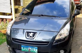 2013 Peugeot 5008 Gray For Sale