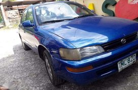 For sale Toyota Corola xe bb 1994