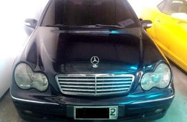 2002 Mercedes-Benz C200 for sale