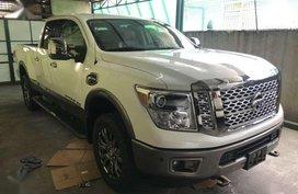 2018 Nissan Titan Platinum Reserve Diesel AT
