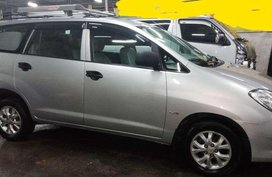 For sale 2011 Toyota Innova E Manual /Diesel