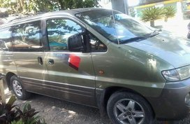 2000 Hyundai Starex Automatic Diesel well maintained