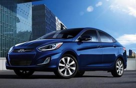 Hyundai Accent sedan 2018 Philippines