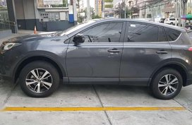 2016 TOYOTA Rav4 Active 1st owned casa maintained