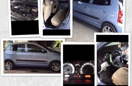 Kia Picanto 2007 Blue HB For Sale
