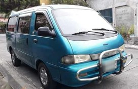 Manual Kia Pregio 2001 for sale